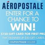 Last Day to Enter! $250 Summer Wardrobe Giveaway Aeropostale ends 6/23