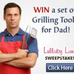 Sweepstakes Alert! Enter to Win Grilling Tools for Dad (or anyone) ends 6/18