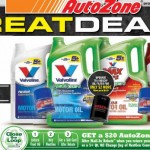 It Works!!  DIY FREE or Money Maker Oil Change Deal from AutoZone!!
