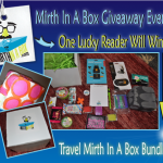 Mirth in A Box Giveaway! US Only Ends 12/3!
