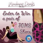 Chance to Win 1 of 2 Pairs of Toms Shoes! US only ends 11/24