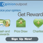 Opinion Outpost Easy Way to Earn Paypal & Amazon Rewards