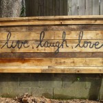 Last Day Enter for Chance to #WIN Queen Size #Pallet Headboard US Only