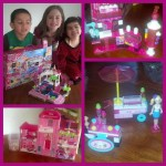 Mega Bloks Barbie MommyParties! @MegaBloks #Barbie
