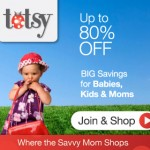 Huge After Easter Blowout Sale at Totsy!