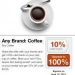 Need Free Coffee?? Grab This Rebate from Endorse!!!