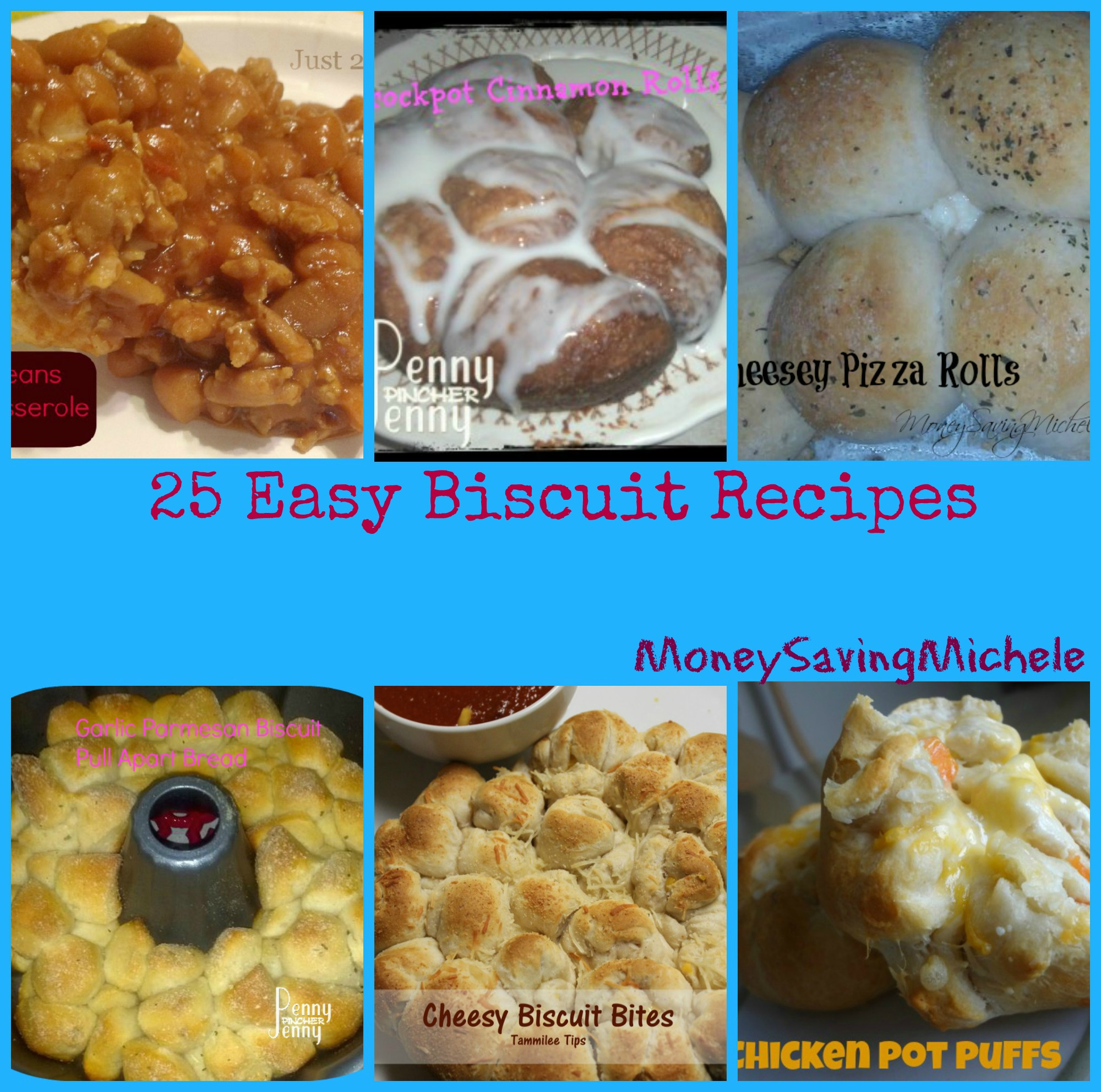 Pillsbury Biscuit Recipes