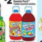2 Hot Dollar General Deals This Week! *Cheap Razors and Hawaiian Punch*