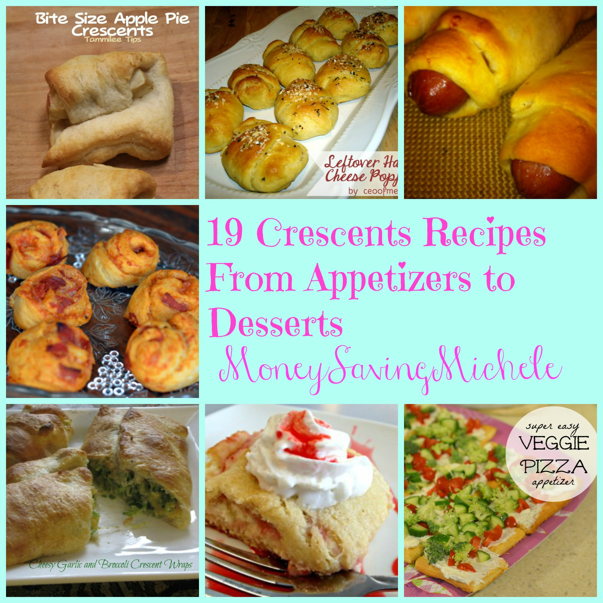 Crescent Recipes