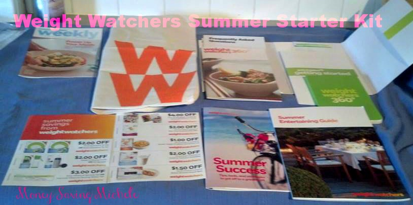 weight watcher starter kit