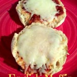 English Muffin Pizzas Weight Watcher Friendly And Great for Kids!
