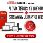 30 Day Free Trial for Redbox Instant Streaming!