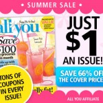 All You Magazine 6 Issues for $6! *Ending Soon*