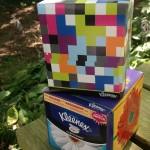 Kleenex Sneeze Shield Tissues Put to the Test!