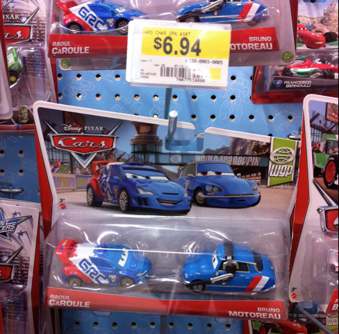 Disney Cars Toy Printable Coupon and Hot Walmart Matchup ...