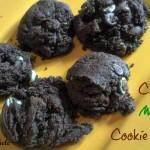 Chocolate Minty Cookie Bites