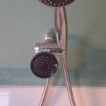 Rejuenator Microbubble Shower Head