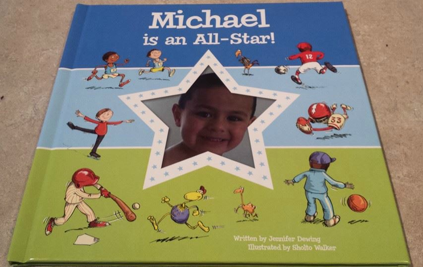 I See Me All Star Book