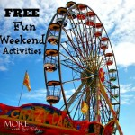 Weekend Family Fun for FREE or Cheap!