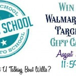 $80 To Target Or Walmart Gift Card Giveaway Ends Aug 31!